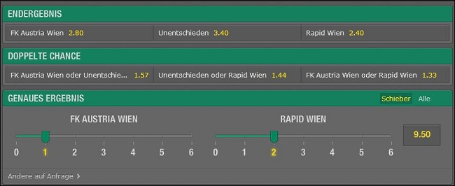 bet365 Austria Rapid